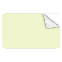 0.38mm Adhesive Backed Card (Adhere to Prox Cards)