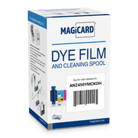 Magicard Colour Ribbon Half Panel - prints 450