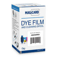 Magicard Black with Overlay - prints 600